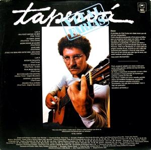 Vital Farias - 1980 - Taperoá verso