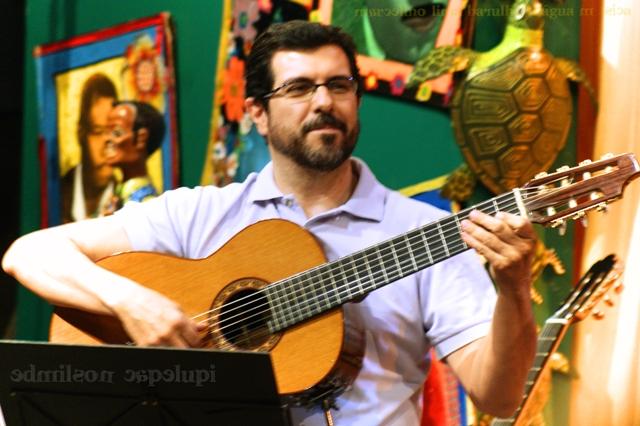 Zeca Baleiro e Zélia Duncan cantam no Sr.Brasil e, no final de outubro, em Maceió (AL) (2/2)
