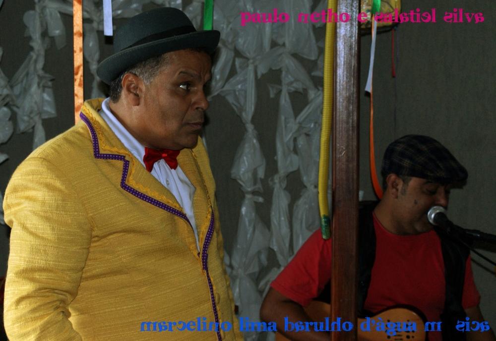 Balaio de Dois volta ao SESC para minitemporada após apresentação em Bistrô do Jaguaré (SP) (1/2)