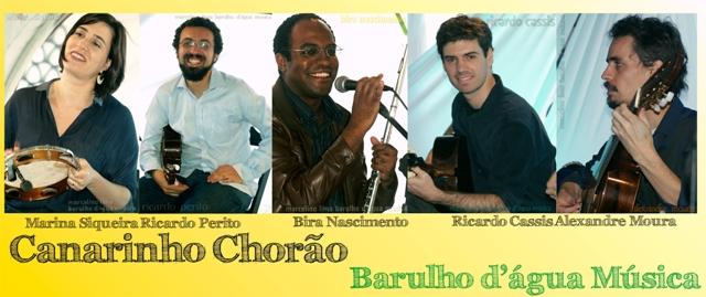 Canarinho Chorao w
