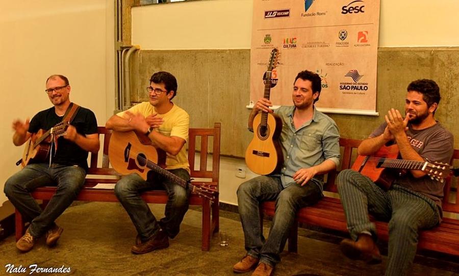 Prosa-show no SESC de Piracicaba