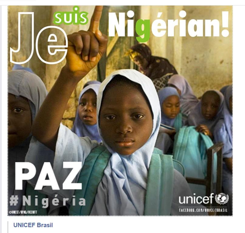 Je suis Nigérian