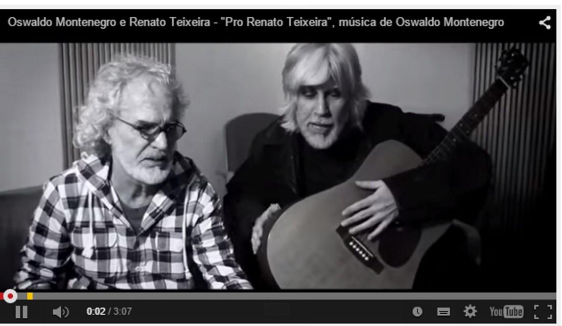 Oswaldo e Renato