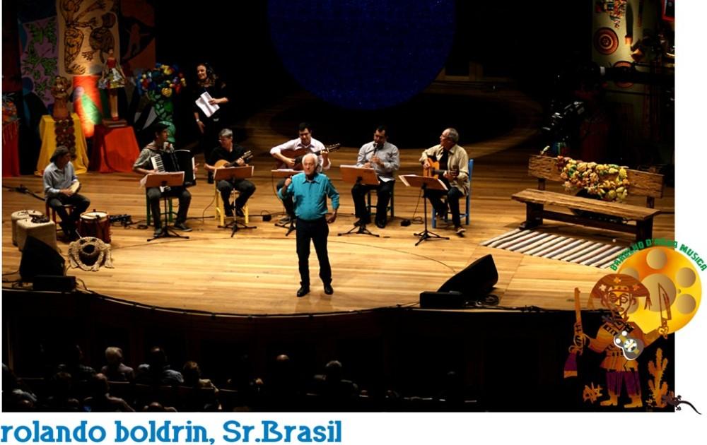 Homenagem ao Sr. Brasil pelos 10 anos na TV Cultura deixa lotada a Sala São Paulo (3/6)