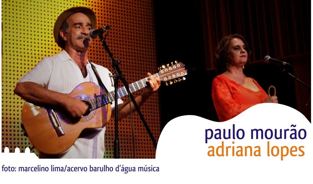 Paulo Mourão e driana
