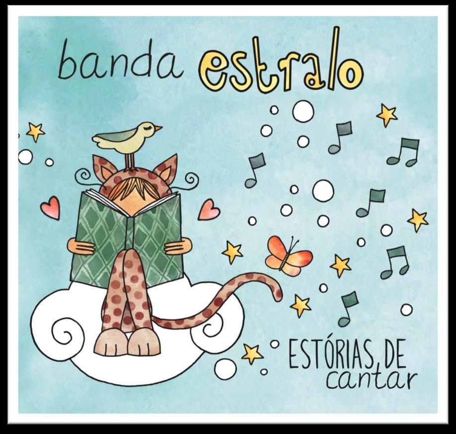 708 - Banda Estralo (SP) lança disco para público infantil com versões de clássicos como